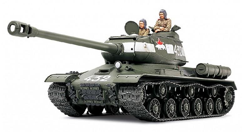 Tamiya JS-2 Russian Heavy Tank 1 35 35289